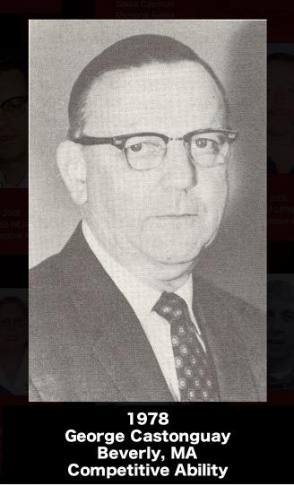 GEORGE CASTONGUAY