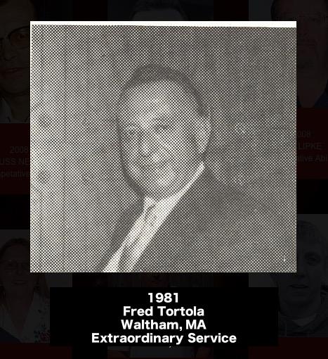 FRED TORTOLLA