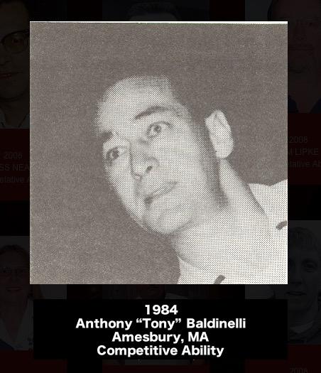 ANTHONY 'TONY' BALDINELLI