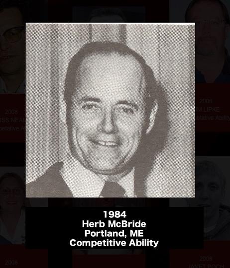 HERB McBRIDE