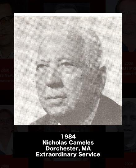 NICHOLAS CAMELES