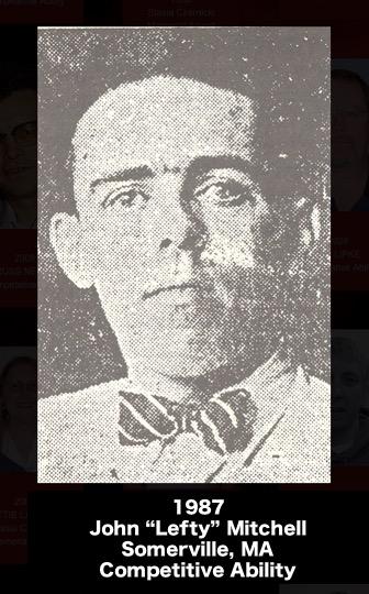 JOHN 'LEFTY' MITCHELL
