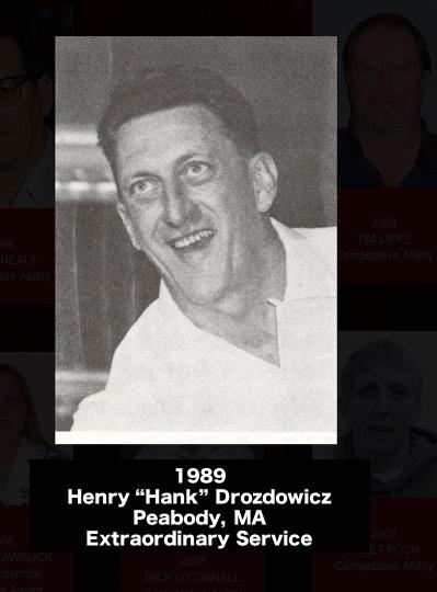 HENRY 'HANK' DROZDOWICZ