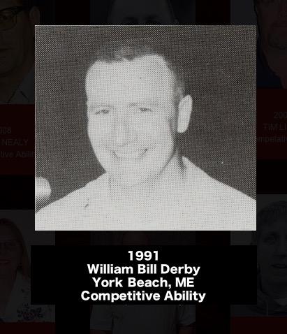 WILLIAM 'BILL' DERBY