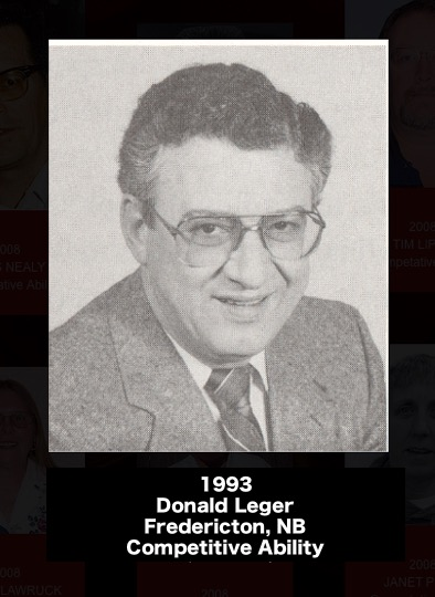 DONALD LEGER