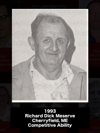 RICHARD 'DICK' MESERVE
