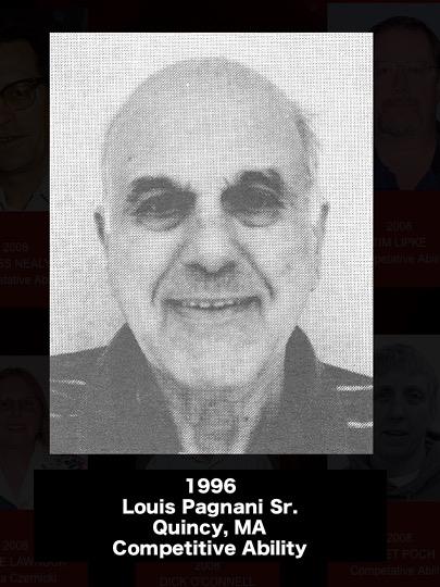 LOUIS PAGNANI SR.