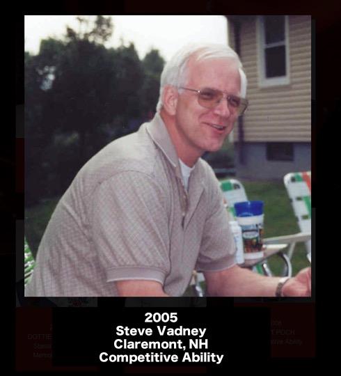 STEVE VADNEY