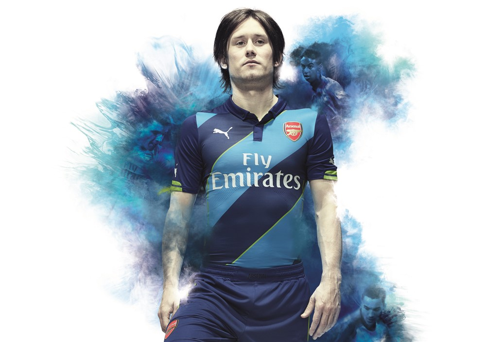 PUMA_launch_Arsenal_2014-15_Cup_Kit_Rosicky_Landscape_HR (1000 x 705).jpg