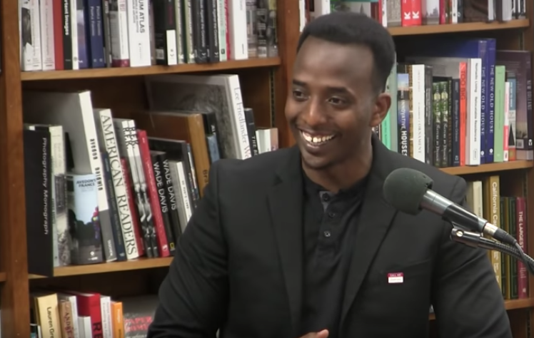 Meet Abdi - Abdi speaks frequently at events and book signings around the United States, where he engages audiences with inspiring stories of his heroic survival.VIEW EVENTS