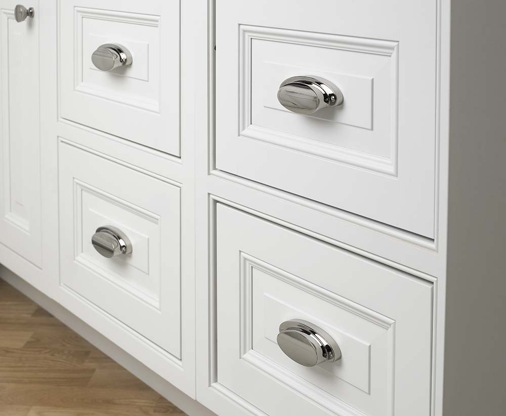 Cabinet and Trim -