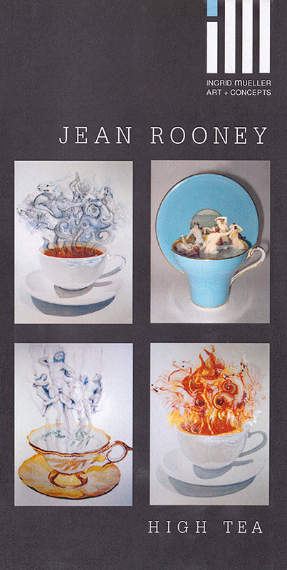 Jean Rooney High Tea Exhibition 2010