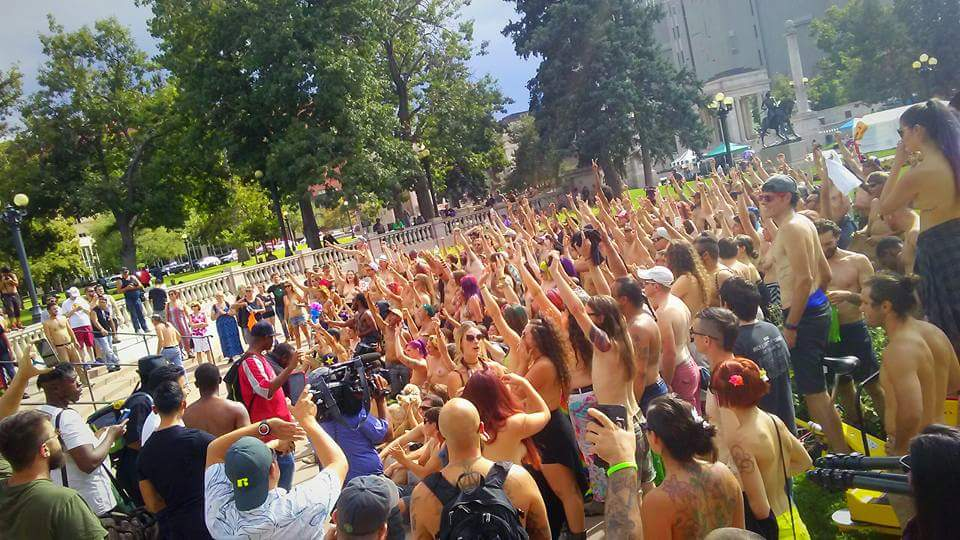 Denver GoTopless Day Parade cover photo.jpg