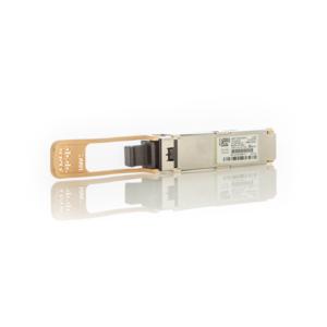 QSFP-100G-SR4-S - 100GBASE SR4 QSFP Transceiver  MPO  100m over OM4 MMF