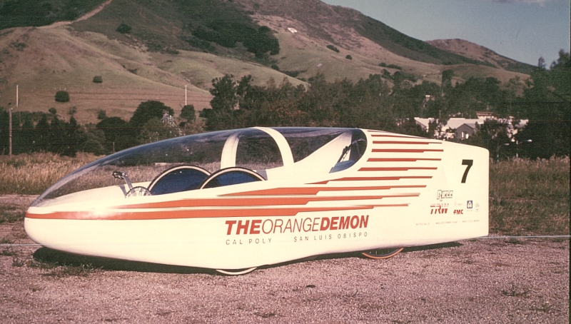 "1985 ""Orange Demon"