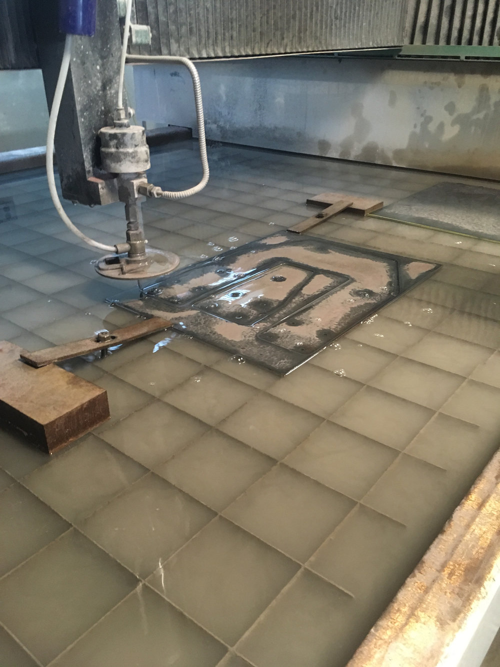 Waterjet