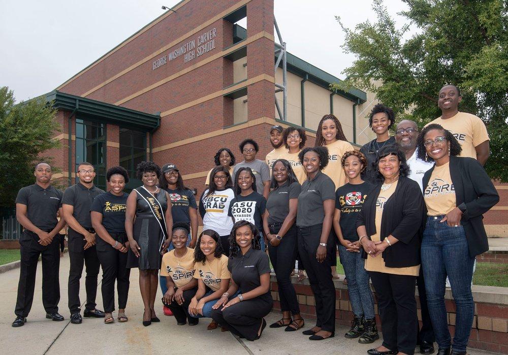 Alabama State University ASPIRE Mentors -