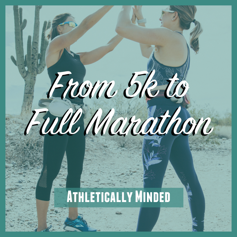 From 5k to Full Marathon