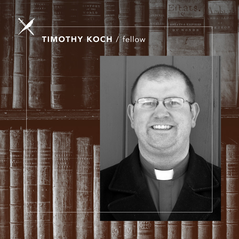 Timothy Koch  — Fellow
