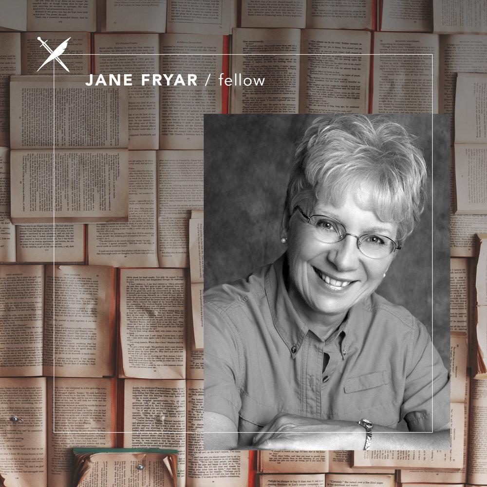 Jane Fryar — Fellow