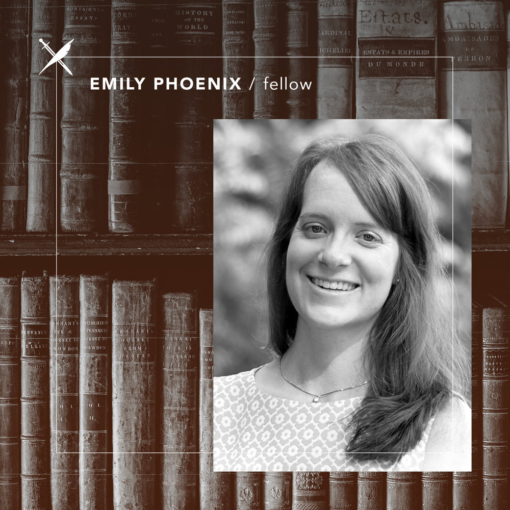 Emily Phoenix — Fellow