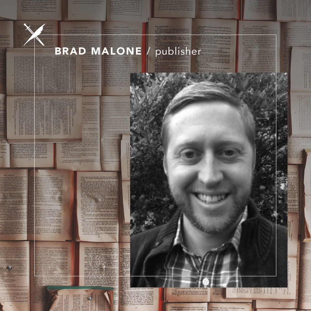 Brad Malone — Co-Founder/Publisher