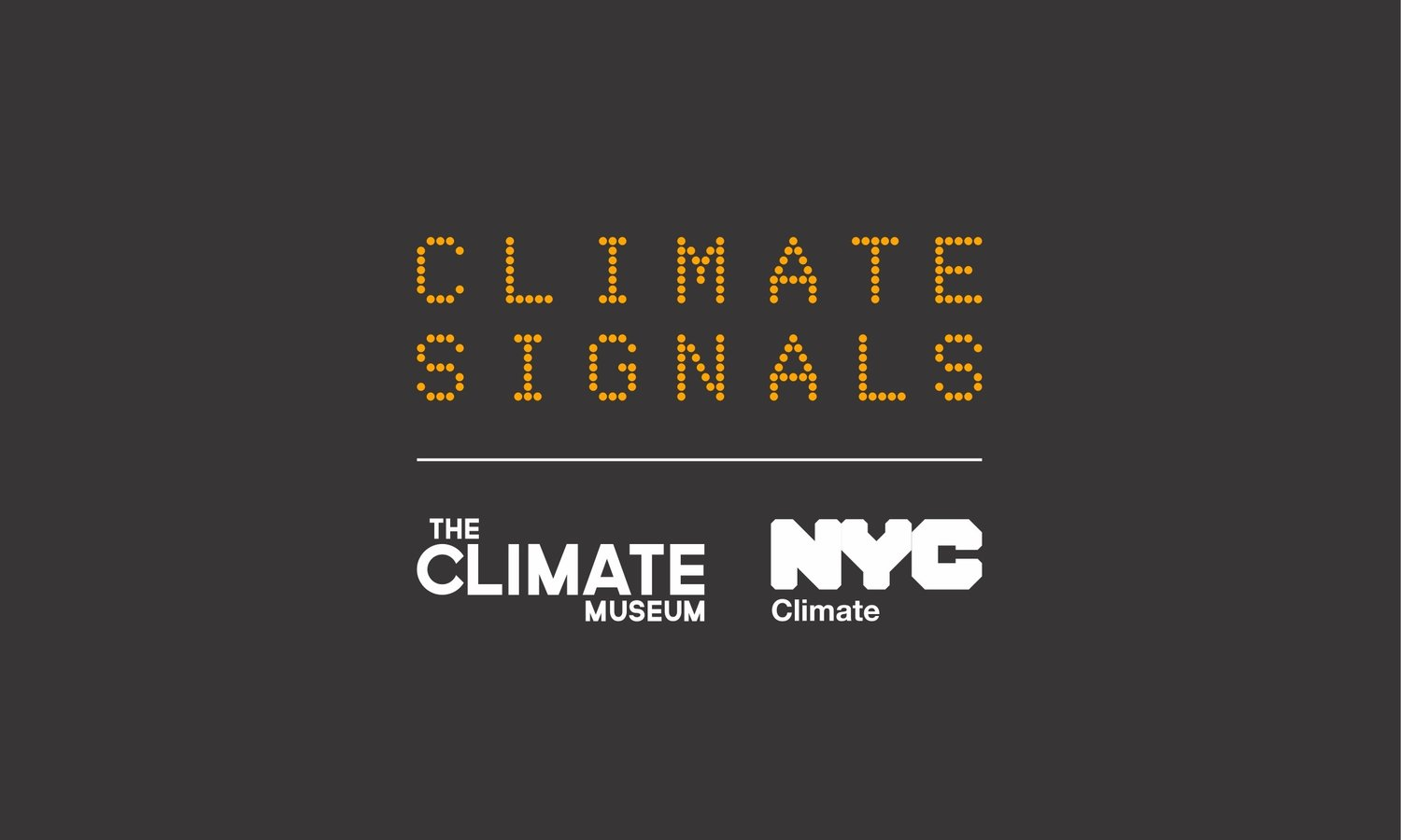 The Exhibition — Climate Signals