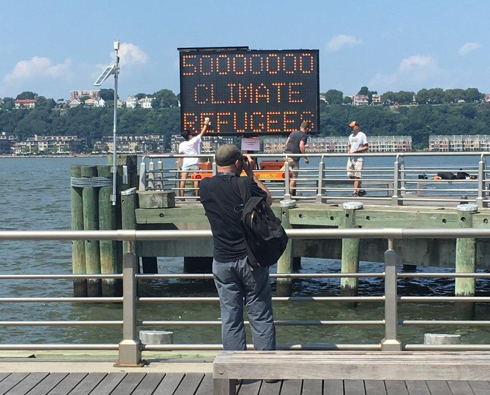 Hudson River Park Pier 84, Manhattan, NY