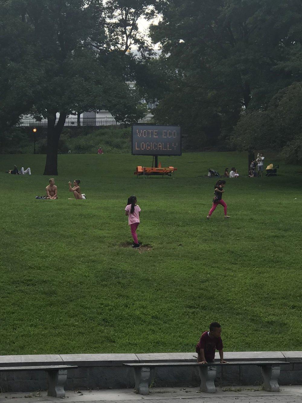 St. Nicholas Park, Manhattan, NY