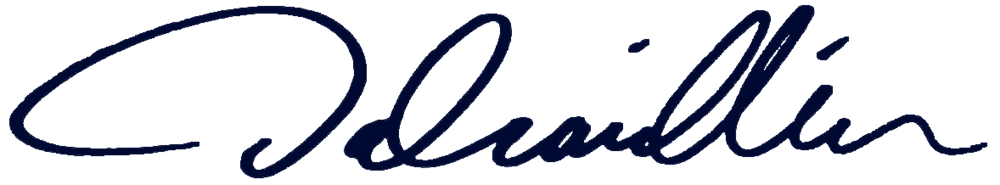 Dale Vermillion Signature
