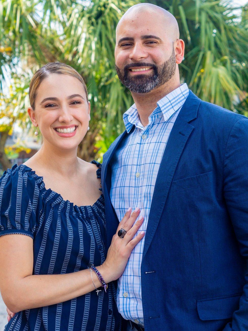 Pastor Joey & Karla -