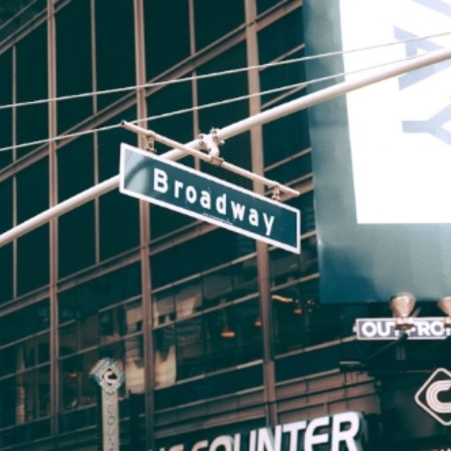 """New blog post, check the link in my bio! """"The youth movement in #Broadway proves that such doomsayers had the wrong idea: the great white way is in no danger of going prematurely gray. The future of live #theater looks to be in good hands, both on stage and in the seats."""" #entertainment #theatre #showbiz"""