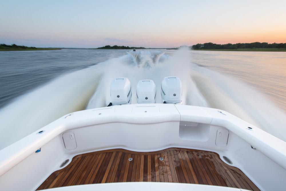 Luxury Charter Yacht Vivierae II Tender