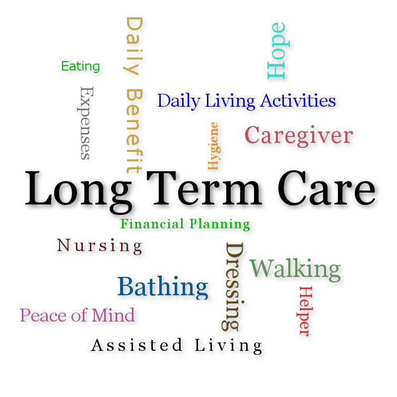 Long-Term Care Plans - Long-Term Care Insurance is designed to cover your care, including activities of daily living, when you no longer are eligible to receive health coverage through your medical insurance plan, Medicare, or Medicaid policy.