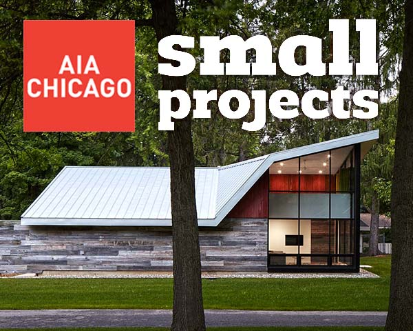 AIA SMALL PROJECT AWARD - Midwestern Folly - Modern Barn Retreat was selected for a small project award by the Chicago AIA.Learn more about Midwestern Folly here. posted May 05, 2016 at 6:00pm