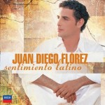 Sentimiento Latino - Fort Worth Symphony OrchestraJuan Diego Florez, TenorMiguel Harth-Bedoya, ConductorReleased January 1, 2006 by Decca/LondonPurchase on iTunes and Amazon.com