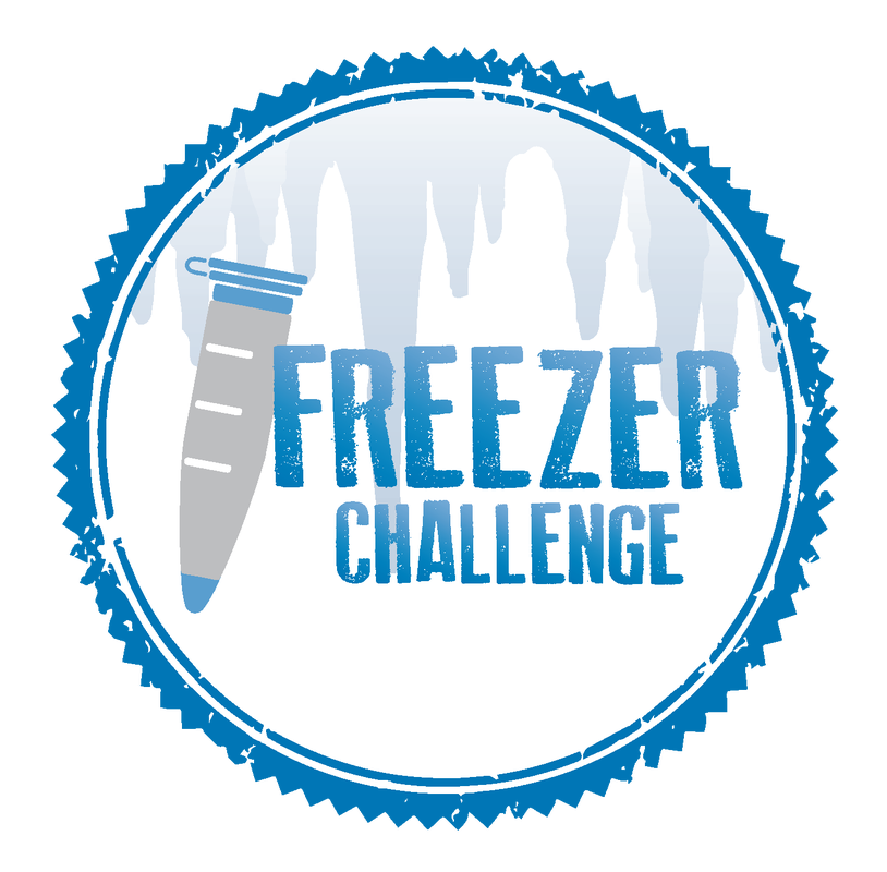 "Join the freezer challenge! - This project ""promotes sample accessibility, sample integrity, reduced costs, and energy efficiency by harnessing a spirit of competition within and between laboratories. Challenge participants use well-evidenced criteria and best practices that support science quality and resilience while minimizing total costs and environmental impacts of sample storage."""