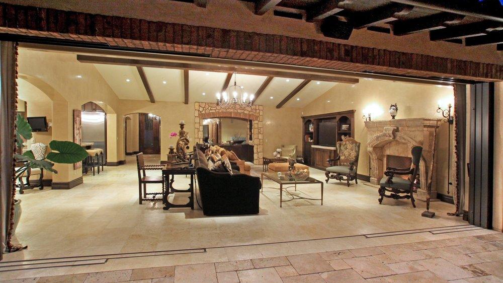 Irvine Terrace -