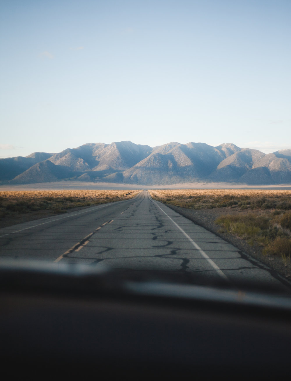 THE ROAD TO WHITMORE HOTSPRINGS