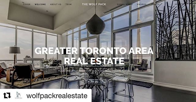#Repost @wolfpackrealestate with @get_repost ・・・ Want to get to know our team? 🐺 Our website is now live! Link in the bio