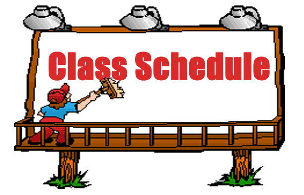 Click Image for Class List