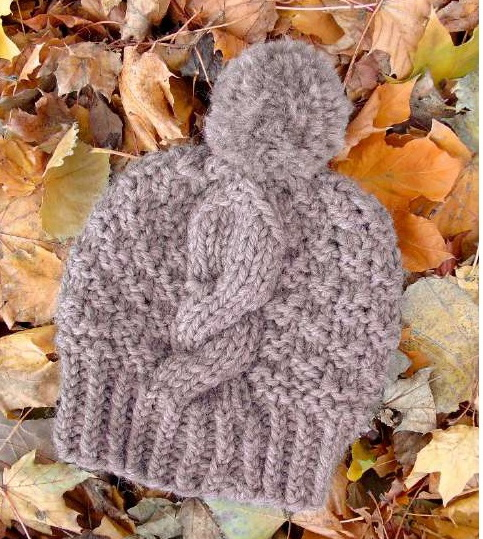 Quick and Cozy Chunky Hat