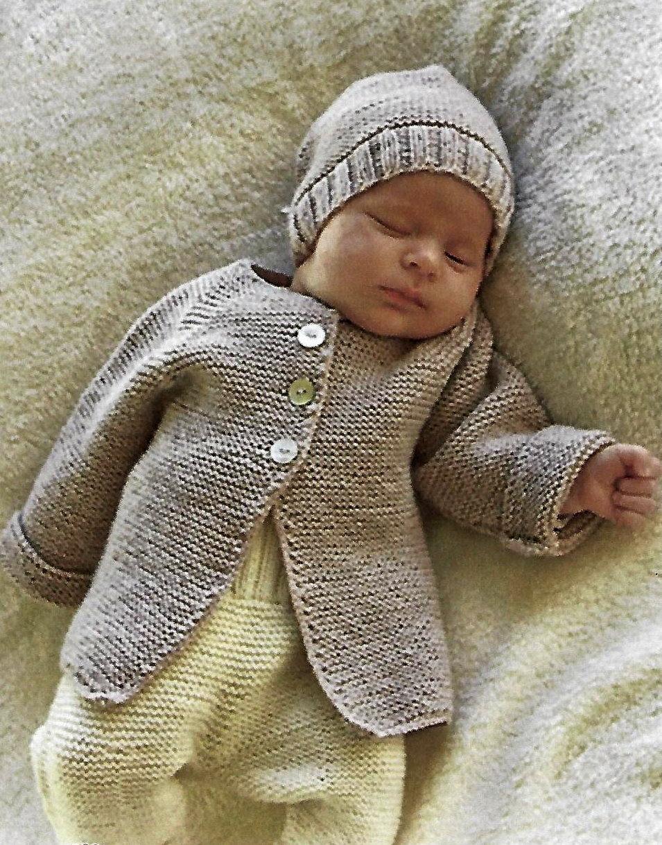 Sleep Tight Baby Jacket