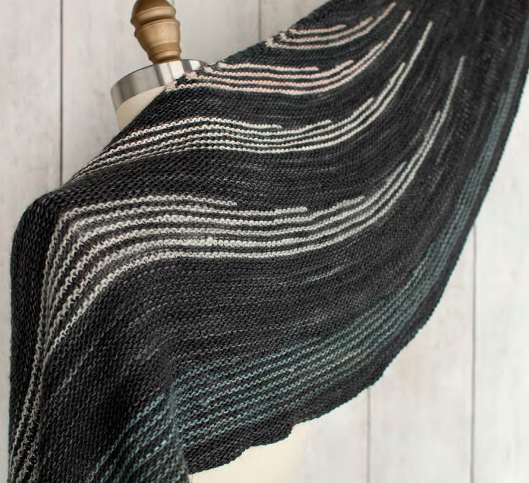Fino Incremento Shawl
