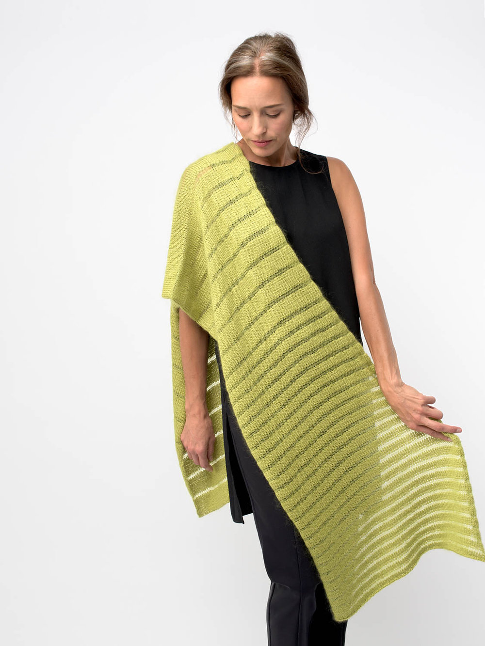 Spectrum - Striped Wrap