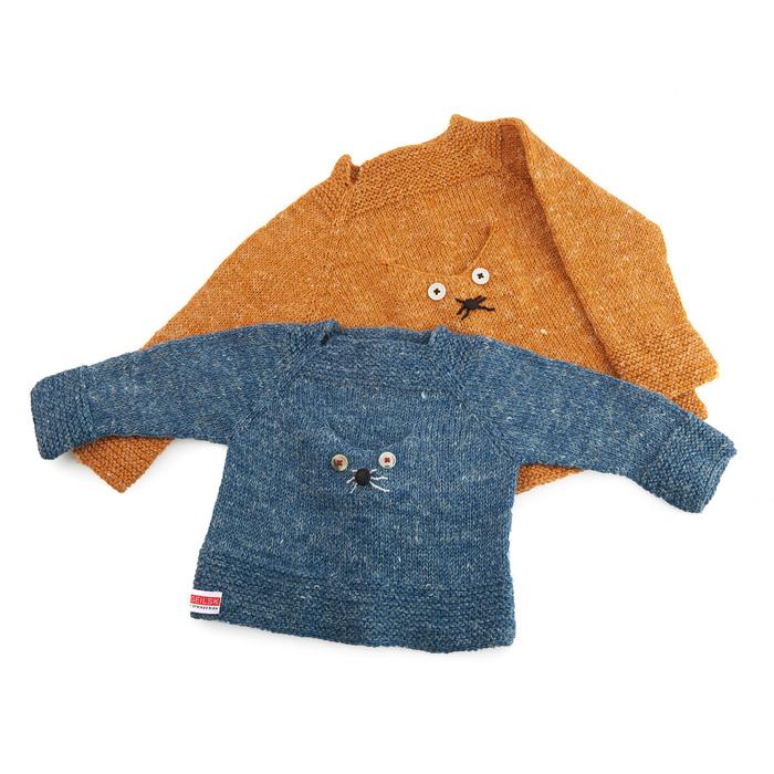 Little Fox Sweater