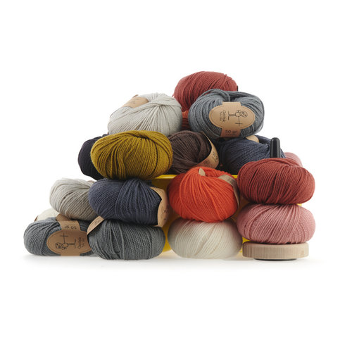 Yarn-Online Shop — Needle & Arts
