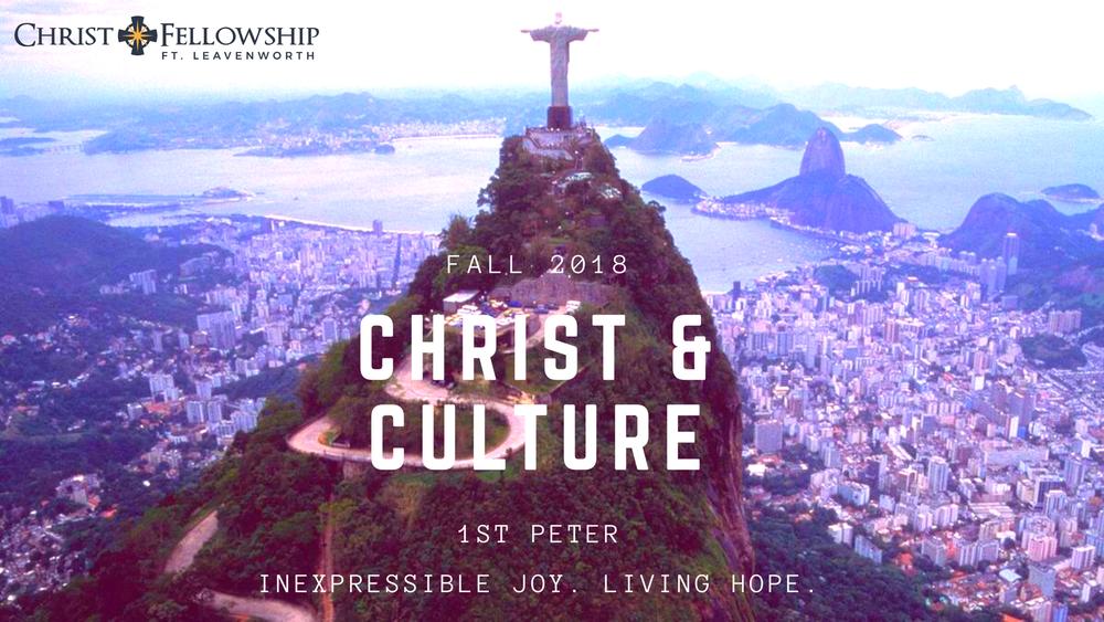 Christ & Culture