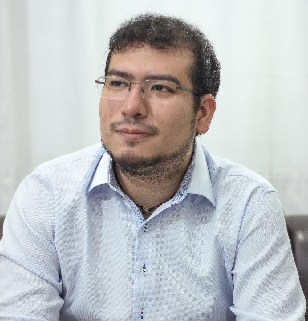 Angel Rodriguez Bustamante