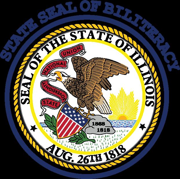 Illinois State Seal of Biliteracy